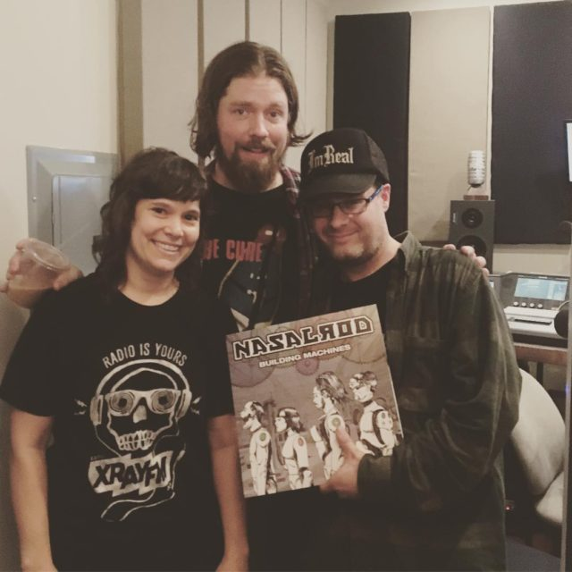 Our interview with nasalrod is up on xrayfm archive!